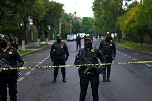 Cảnh sát trưởng Mexico City bị phục kích, bắn 3 phát vào đầu