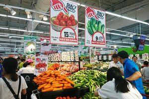 Big C đồng loạt giảm giá đến 50% nhiều mặt hàng