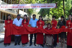 Khánh thành nhà trung chuyển đầu tiên tại Quảng Nam