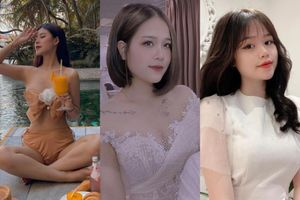 Dàn hot girl 'bước qua đời' Quang Hải, toàn cực phẩm đâu phải đùa
