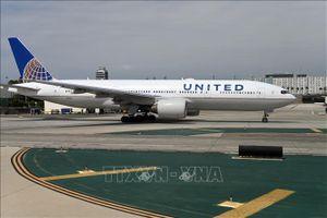 United Airlines khôi phục lịch bay tuyến San Francisco-Thượng Hải từ 8/7