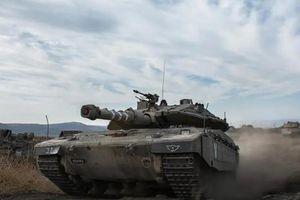 Khám phá chiếc xe tăng tự sản xuất lý tưởng của Israel
