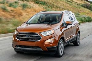 Ford EcoSport 2020 đẹp mê ly sẽ có động cơ tăng áp mới, đấu Hyundai Kona, Honda HR-V