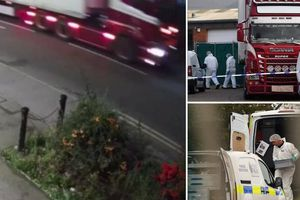Thêm bị cáo nhận tội vụ 39 thi thể người Việt chết trong xe tải ở Anh