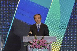 Đại sứ Trung Quốc phát biểu tại Hội nghị 'Hà Nội 2020 - Hợp tác đầu tư và phát triển'