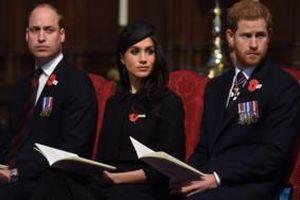 Harry - Meghan 'vỡ mộng' trục lợi từ hoàng gia vì William