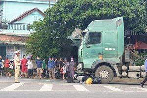 Tin tức tai nạn giao thông ngày 27/6: Nam thanh niên tử vong sau cú va chạm với ô tô đầu kéo