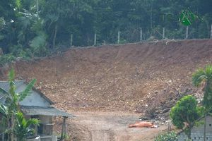 Hà Tĩnh: Mạnh tay xử lý, chấm dứt hoạt động 2 mỏ đất có nhiều vi phạm