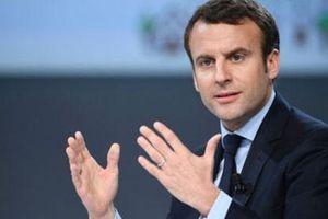 Tổng thống Pháp kêu gọi mở rộng không gian châu Âu