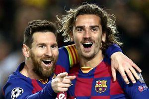 Messi được khuyên nhường quyền đá 11 m cho Griezmann