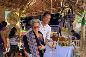 Chợ phiên miền núi giữa lòng TP Quảng Ngãi