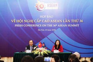 Xây dựng Cộng đồng ASEAN gắn kết và cùng nhau vững bước