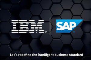 IBM và SAP công bố bước tiến mới trong quan hệ đối tác song phương