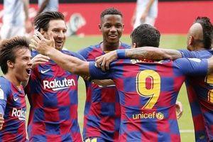 Hòa thất vọng trước Celta Vigo, Barcelona hụt hơi trong cuộc đua vô địch