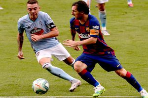 Barca chia điểm cay đắng với trận hòa Celta Vigo