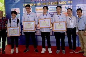Cuộc thi Khoa học kỹ thuật cấp Quốc gia: Học sinh THPT Chuyên Khoa học Tự nhiên giành giải nhất