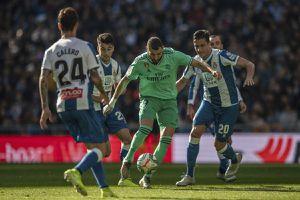 Espanyol vs Real Madrid: Thận trọng để chiến thắng