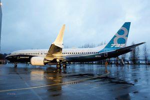 Máy bay Boeing 737 MAX sẽ bay thử nghiệm vào ngày 29/6