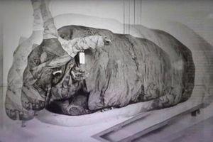 Lăng mộ Ai Cập toàn quan tài nặng tới 90 tấn và bí mật bất ngờ bên trong