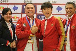 HLV Park Hang-seo bị Chủ tịch LĐBĐ Indonesia chê năng lực