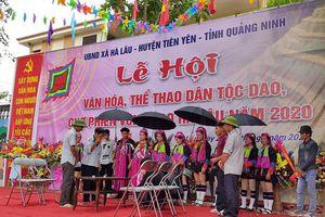 Ấn tượng Lễ hội văn hóa, thể thao dân tộc Dao Tiên Yên