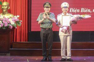 Đại tá Tráng A Tủa được bổ nhiệm làm Giám đốc Công an tỉnh Điện Biên