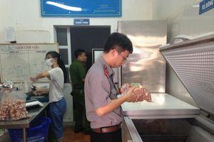 Hà Nội tăng cường kiểm tra an toàn thực phẩm