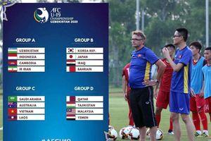 U-19 Việt Nam kỳ vọng dự World Cup cùng 'phù thủy trắng'