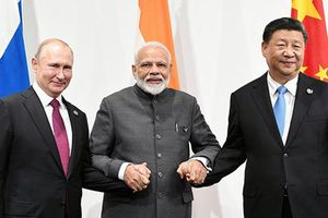 Nga tiến thoái lưỡng nan trước căng thẳng Ấn-Trung