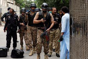 Xả súng tại sàn giao dịch chứng khoán Pakistan, 4 người tử vong