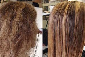 Mặt nạ dưỡng tóc bóng mượt giá rẻ, dễ làm tại nhà