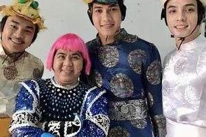 Nghệ sĩ Bạch Long hóa thân 'tướng giặc Corona' mang tiếng cười đến học đường