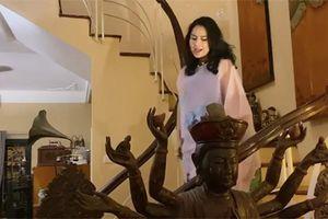 Hé lộ không gian sống bình yên của diva Thanh Lam