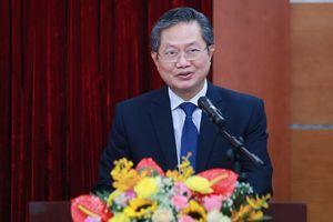 Báo cáo kiểm điểm của BCH Đảng đoàn hội Luật gia Việt Nam khóa III