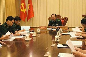 Thông qua Đề án Đại hội Đại biểu Đảng bộ BĐBP Trà Vinh