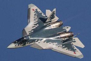 Siêu chiến đấu cơ Su-57 của Nga bất ngờ tái xuất tại Syria
