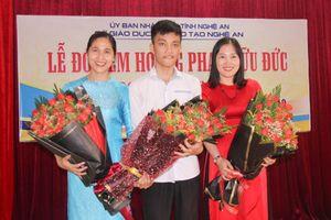 Nam sinh Trường THPT chuyên Phan Bội Châu được vào đội tuyển dự Kỳ thi Olympic Tin học Châu Á