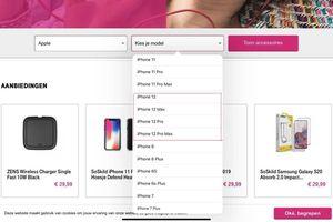 T-Mobile Hà Lan xác nhận tên gọi của dòng iPhone 12