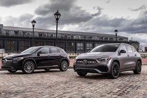 SUV Mercedes-Benz GLA 2021 chốt giá 841 triệu đồng