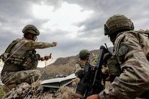 Biệt kích Thổ Nhĩ Kỳ hoạt động mạnh tại miền Bắc Iraq