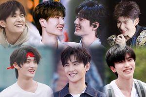 20 nam thần Hoa ngữ khiến fan 'ngất lịm' với nụ cười tỏa nắng: Bạn tan chảy trước ai?