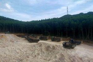 Hà Tĩnh: Đóng cửa 2 mỏ đất do dính nhiều sai phạm