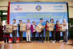 UNICEF chuyển hàng cứu trợ đến hơn 100 quốc gia để ứng phó với đại dịch COVID-19