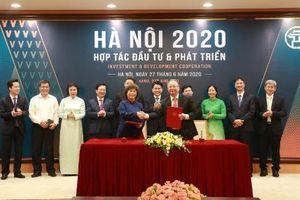 'Bầu Hiển' và Chủ tịch Tập đoàn TH vừa đầu tư gì tại Hà Nội?