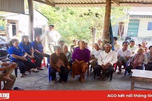 An Giang nâng cao nhận thức an toàn thực phẩm cho hội viên nông dân