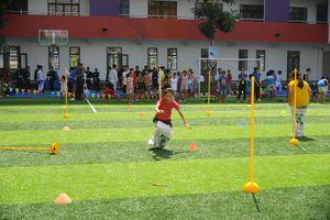 Trường liên cấp Lê Thánh Tông: Tổ chức Hội thảo giáo dục 'Ngôi trường hạnh phúc – Nền tảng tương lai'