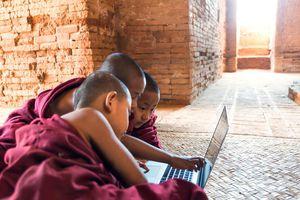 Đạo Phật giữa thời đại chúng ta