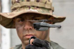 Phi cơ không người lái siêu nhỏ và lợi hại trong tác chiến bộ binh