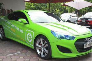 GV Taxi - 'Tay chơi' mới của làng gọi xe công nghệ Việt