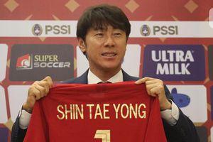 LĐBĐ Indonesia hòa giải với HLV Shin Tae-yong